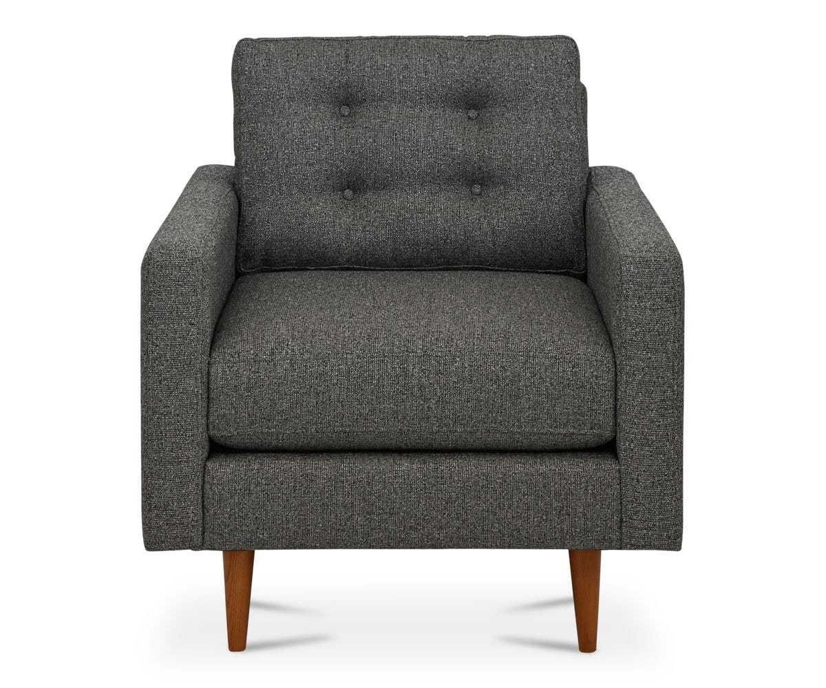Everly Chair - Smoke