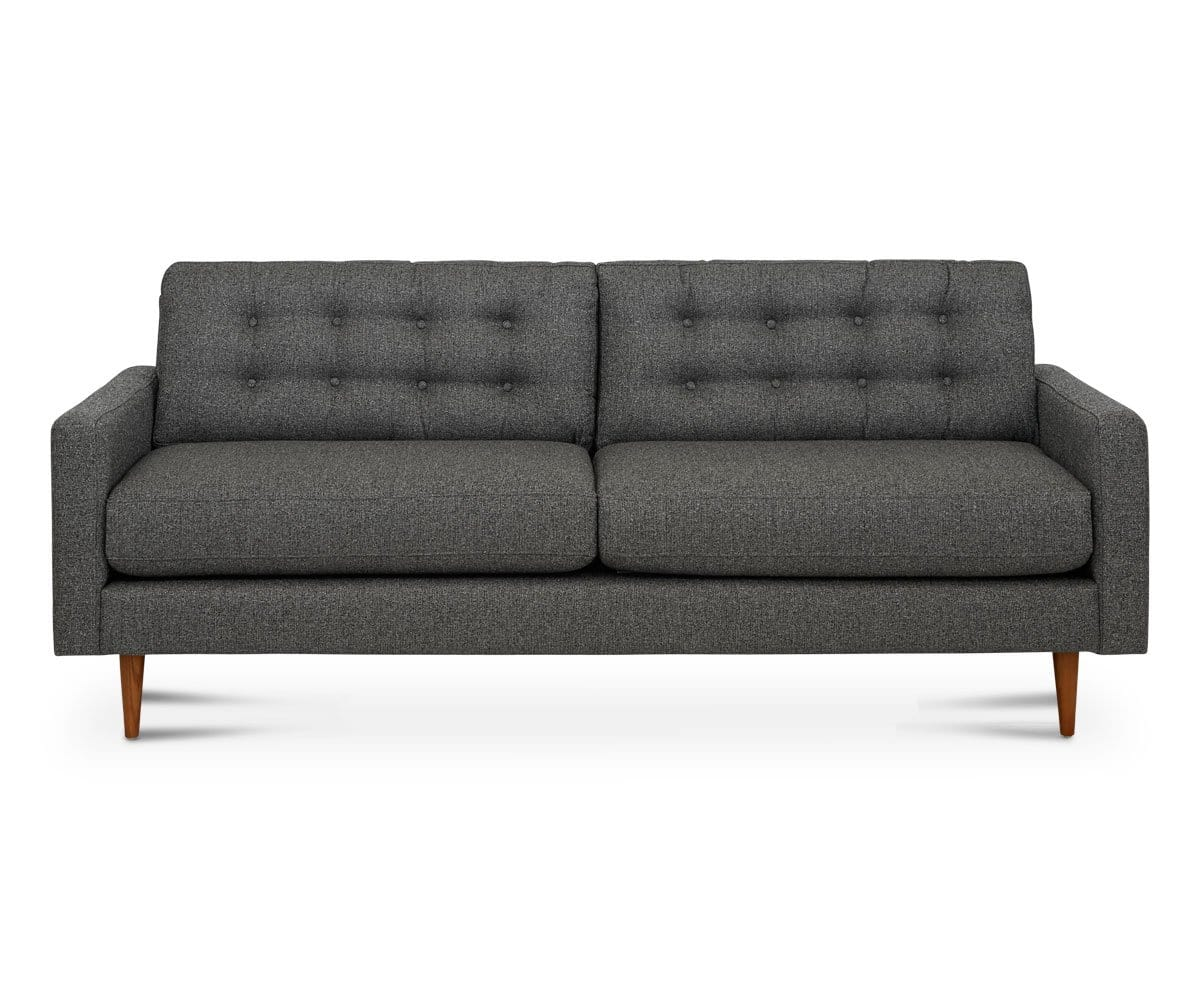 sleek design modern sofa