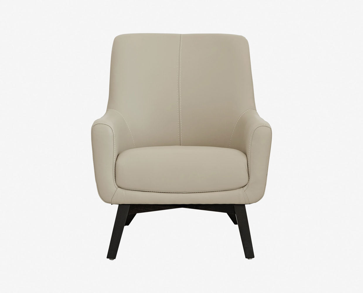 Exceptional Gisella Leather Chair