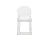 Prisma Clear Side Chair