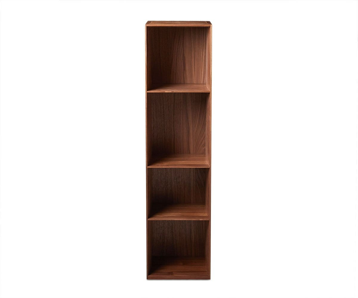 "Asua 47"" Hanging Bookcase"
