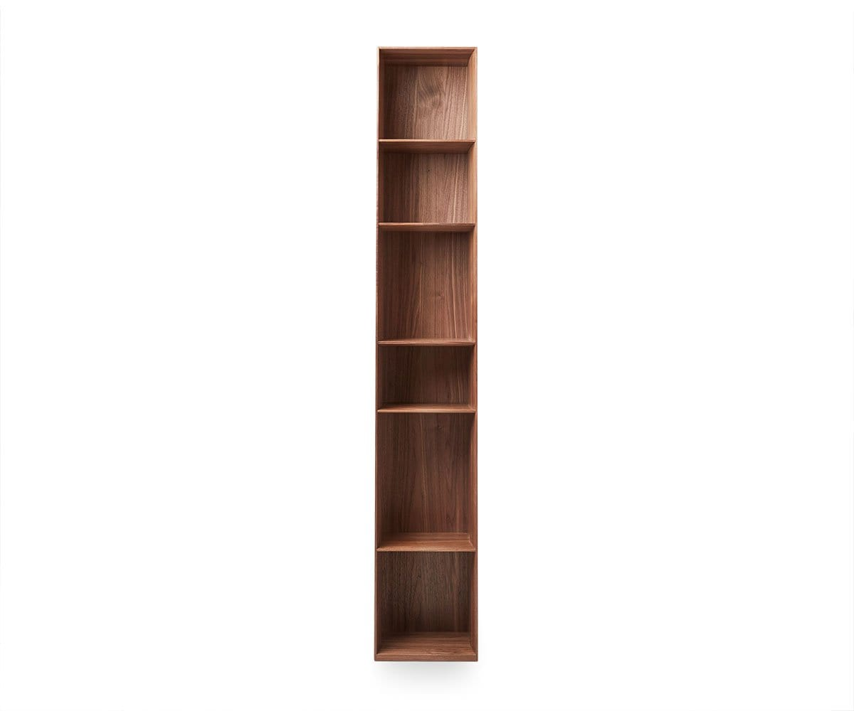 "Asua 70"" Hanging Bookcase"
