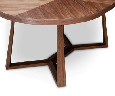 Oliver Oval Extension Dining Table