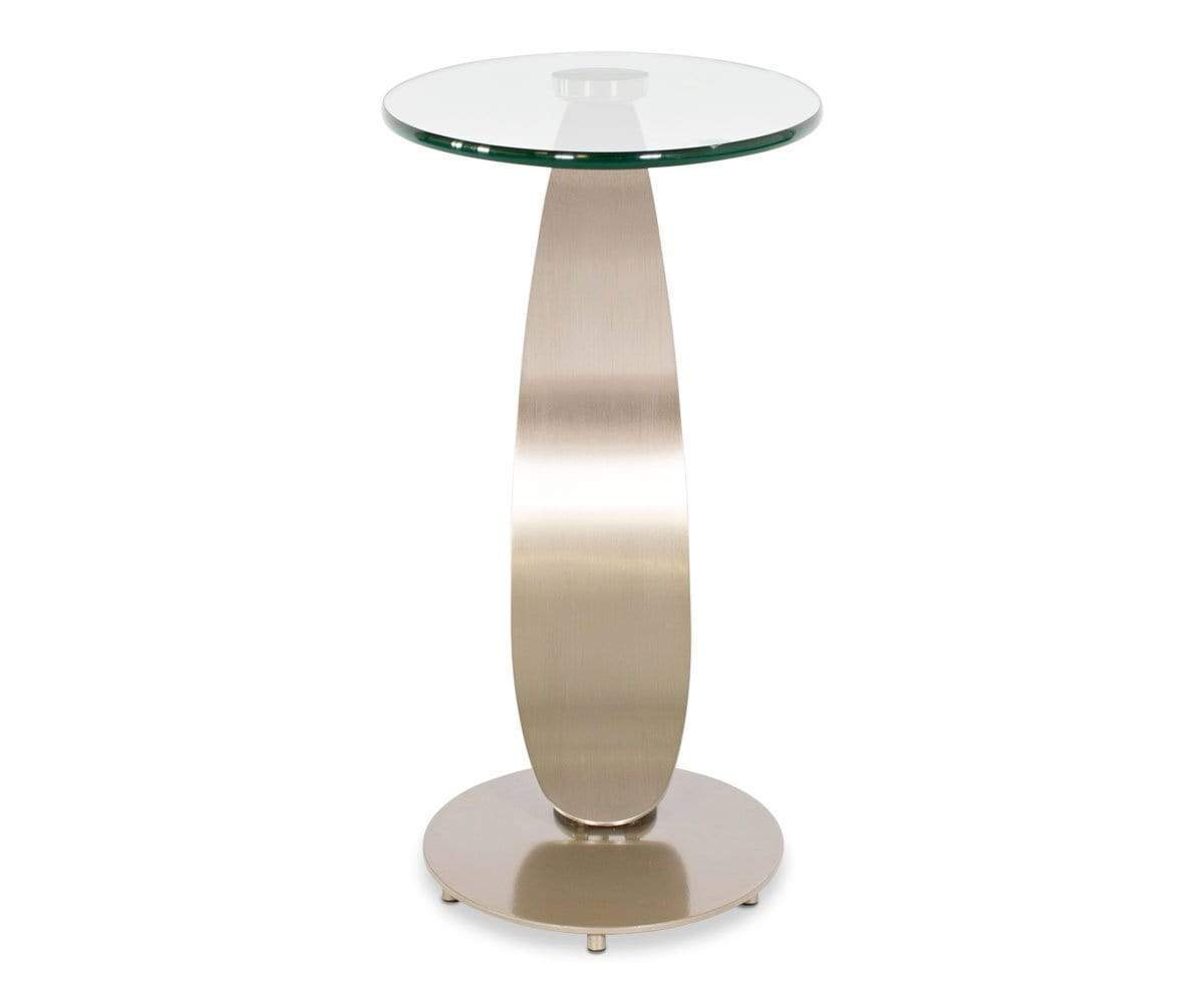 table outdoor p oak accent side tables cliff hampton the metal bay