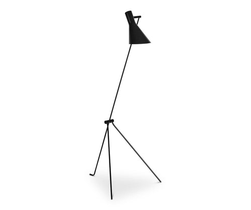 Spotlight Floor Lamp - Black