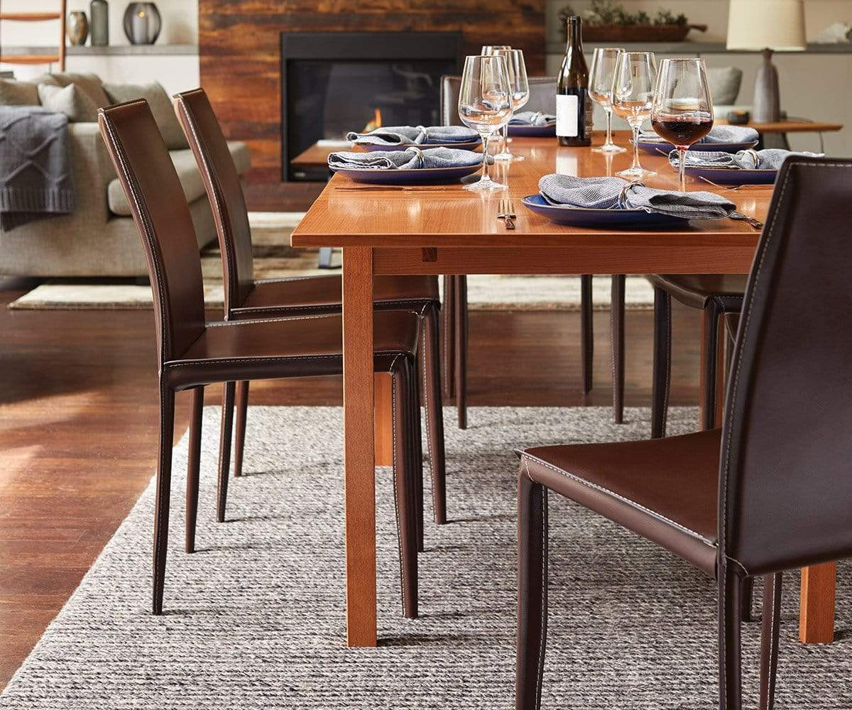 Dinex Alfa Extension Table Dania Furniture