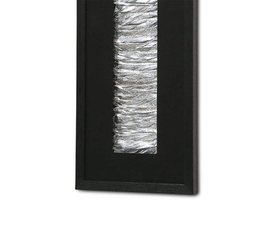 Linear Strength Silver Art