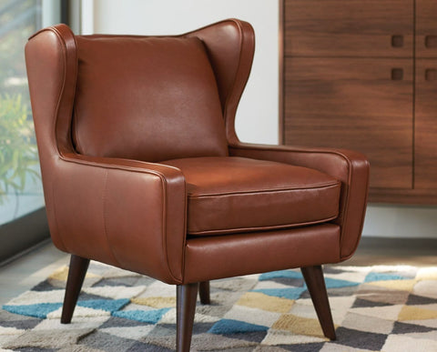 Giesen Leather Chair