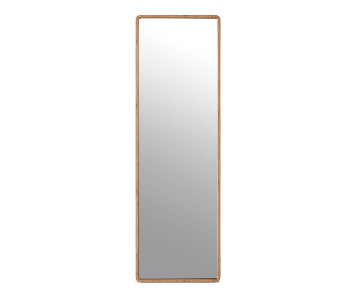 "Baptisia 74"" Mirror - Cherry"