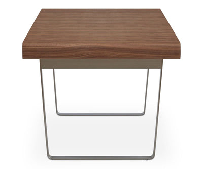 Baptisia Dining Table - Walnut