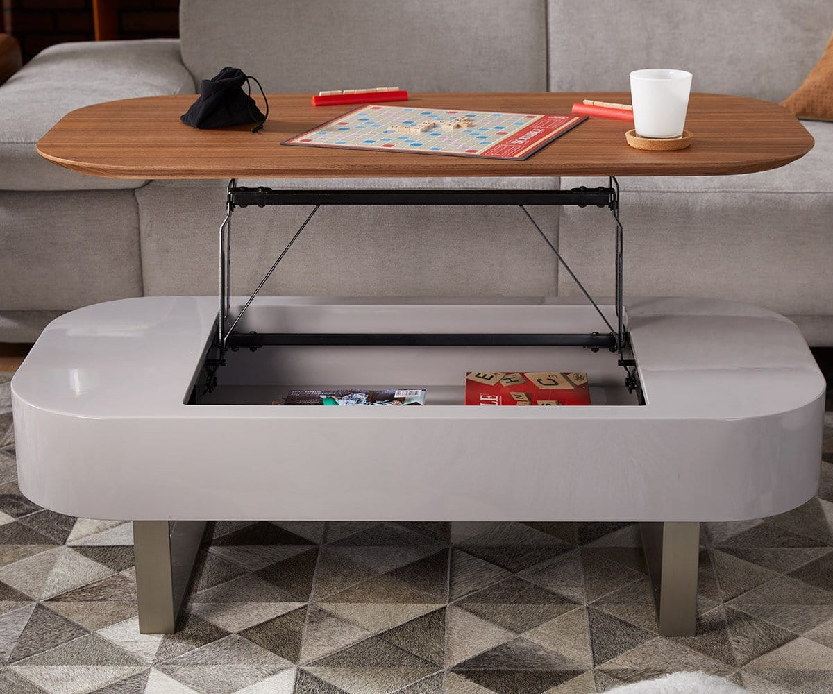 Baptisia Lift Top Storage Coffee Table Dania Furniture