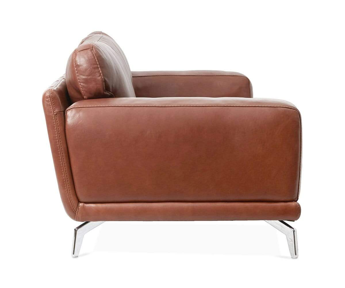 Peruna Leather Sofa