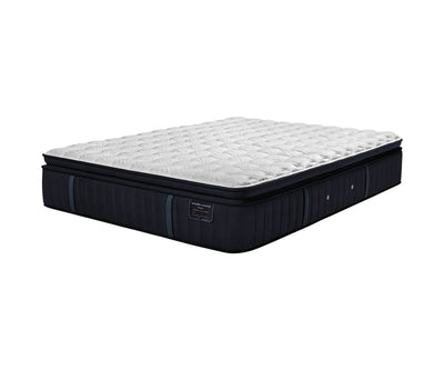 Stearns + Foster ™ Hurston Luxury Firm Euro Pillowtop Mattress