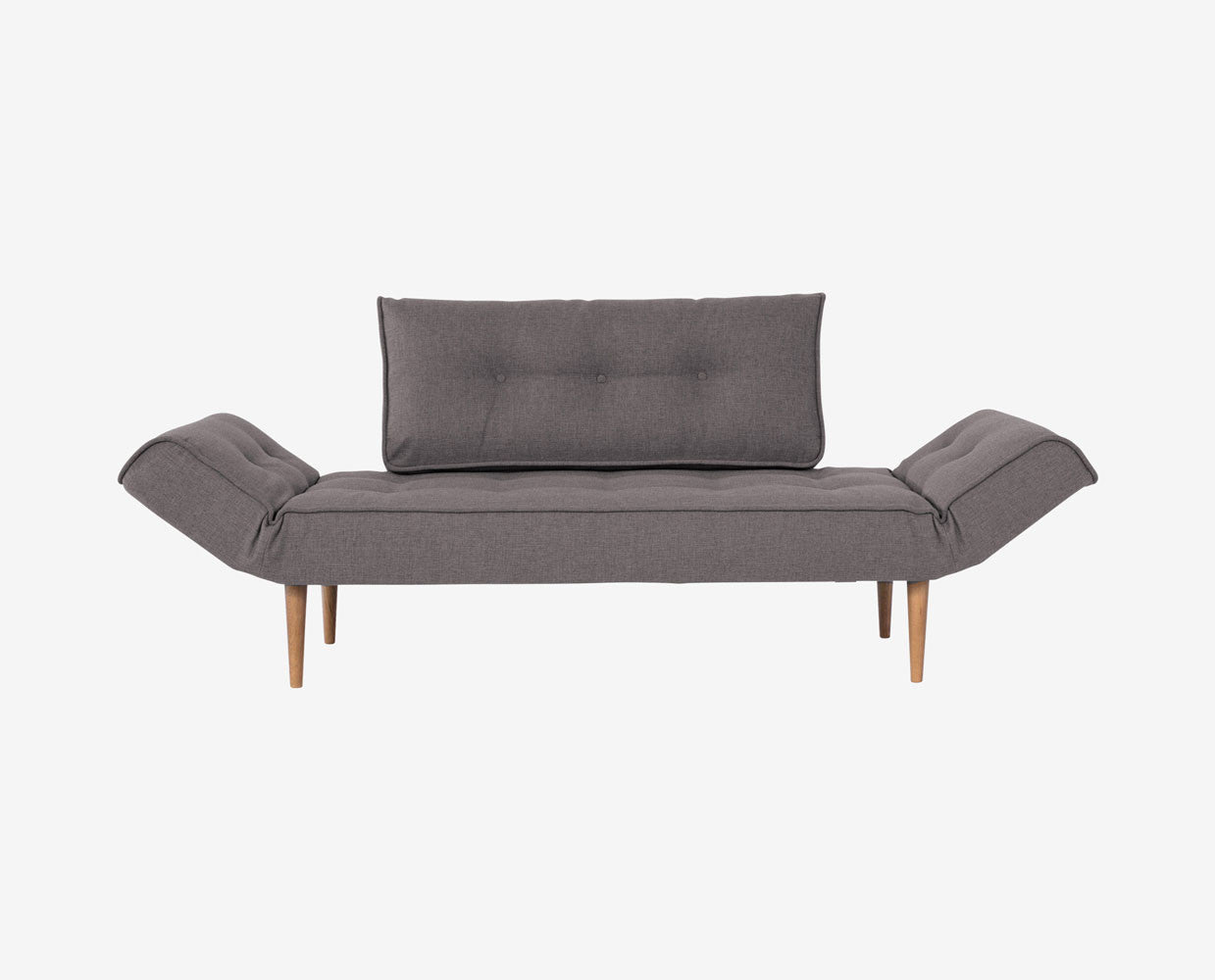 Stylish versatile contemporary futon sofa