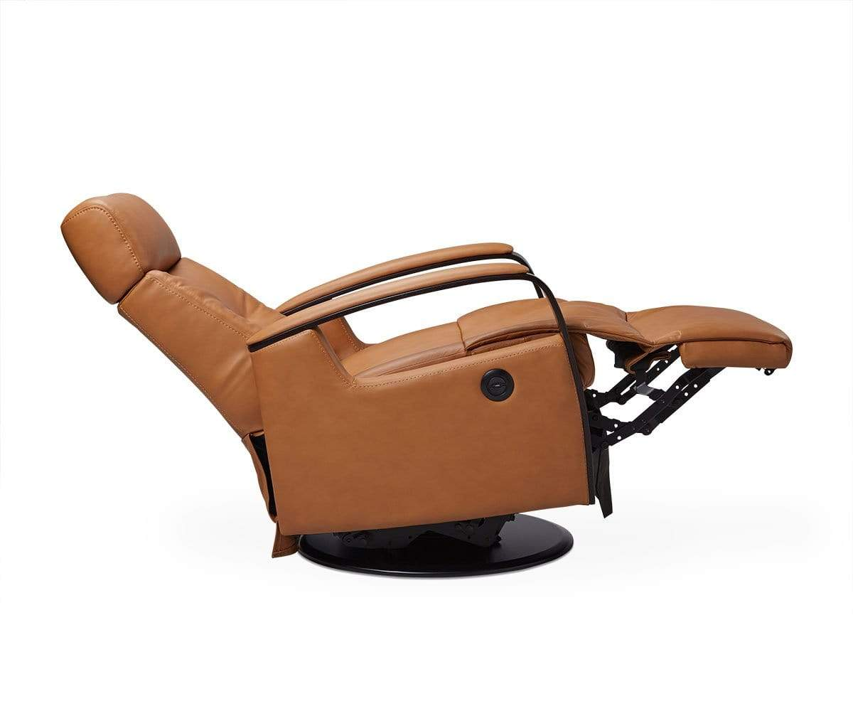 Namsos Leather Power Recliner