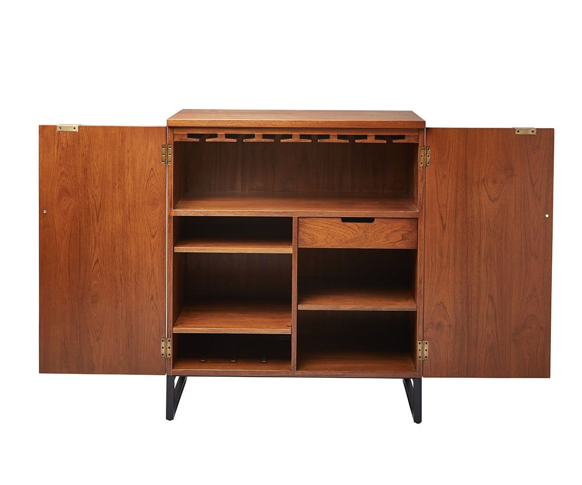 Meidan Bar / Storage Cabinet