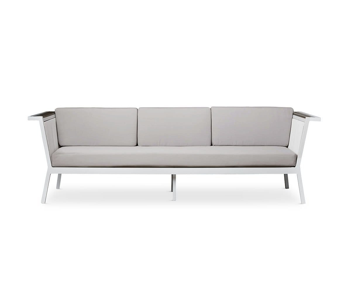 modern outdoor seating sofa