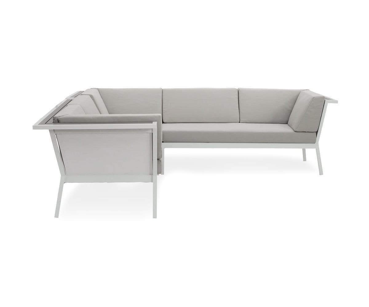modern patio sofa