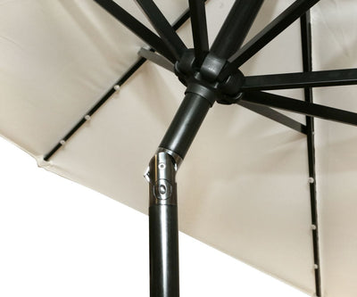 Outdoor Umbrella with Lights