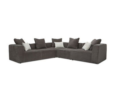 Keltan 5-Piece Modular Sectional