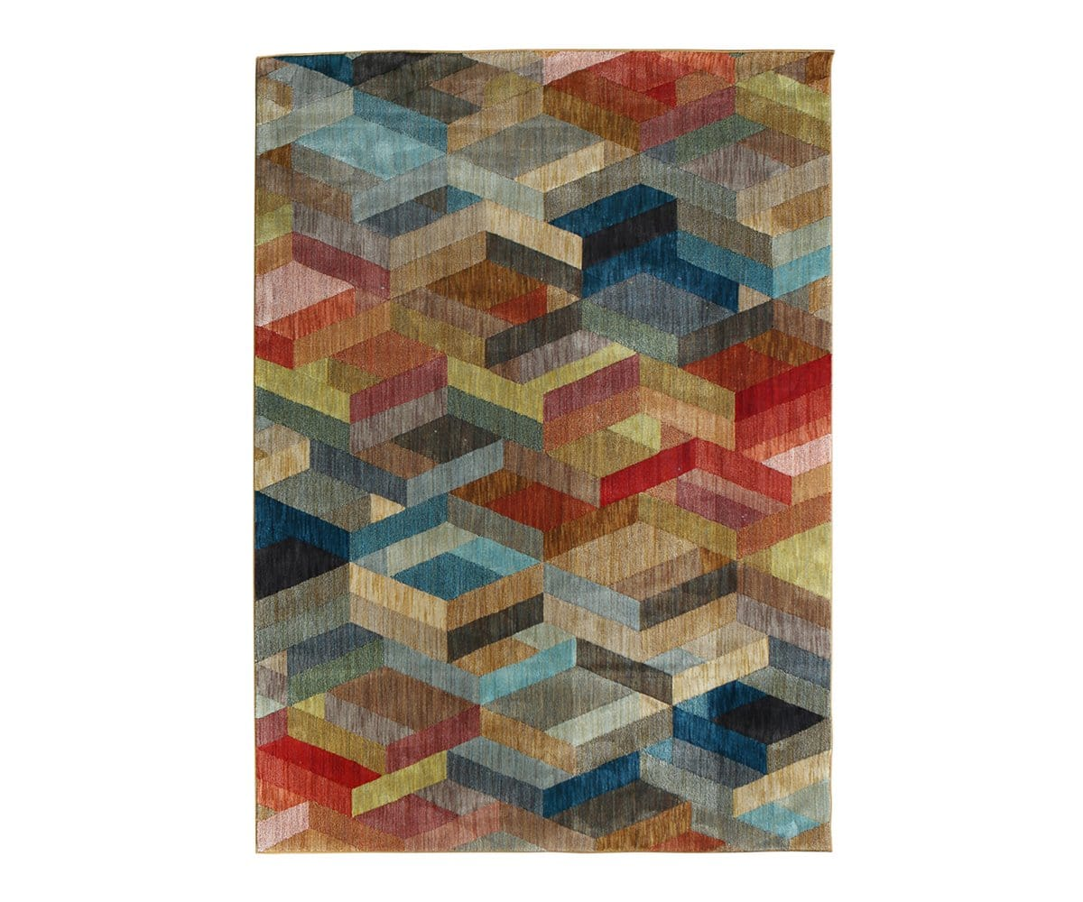 Ignite Rug - Multi