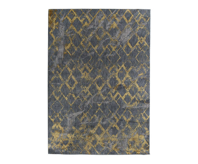Quartz Rug - Brushed Gold