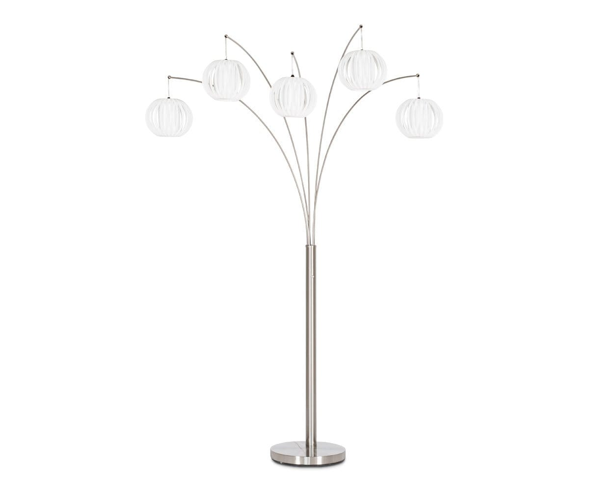 Deion 5 Lite Arch Lamp