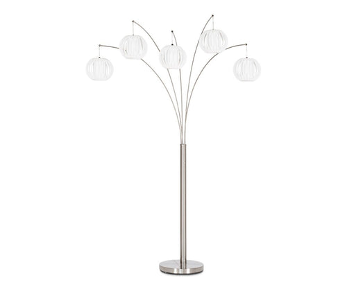 Deion 5-Lite Arch Lamp