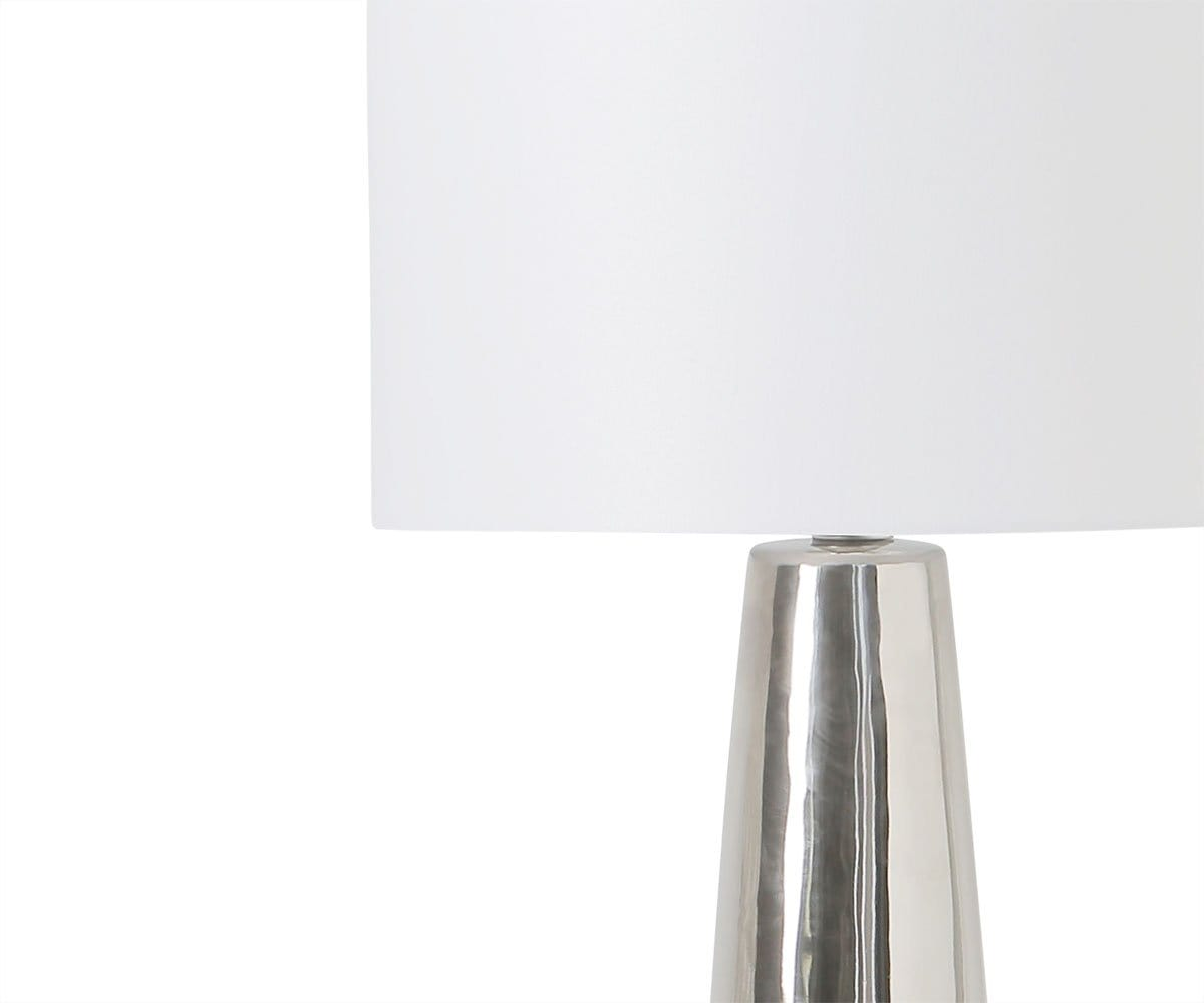 Meraki Table Lamp - Silver