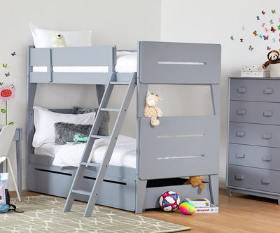 Sloane Twin-Over-Twin Bunk Bed
