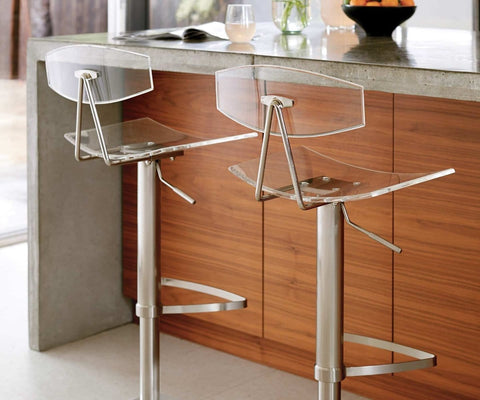 Modern kitchen dining chair design