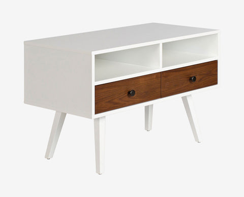 Modern Scandinavian nordic design console display