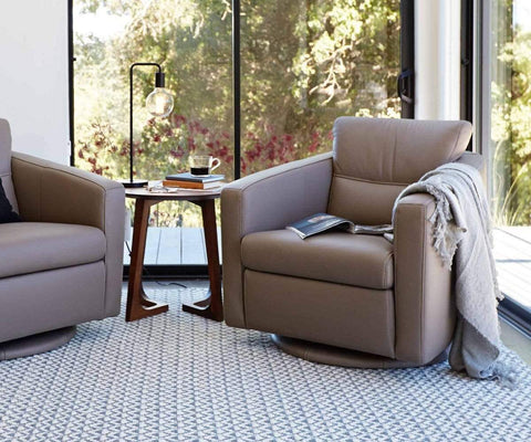 Linus Swivel Glider Chair