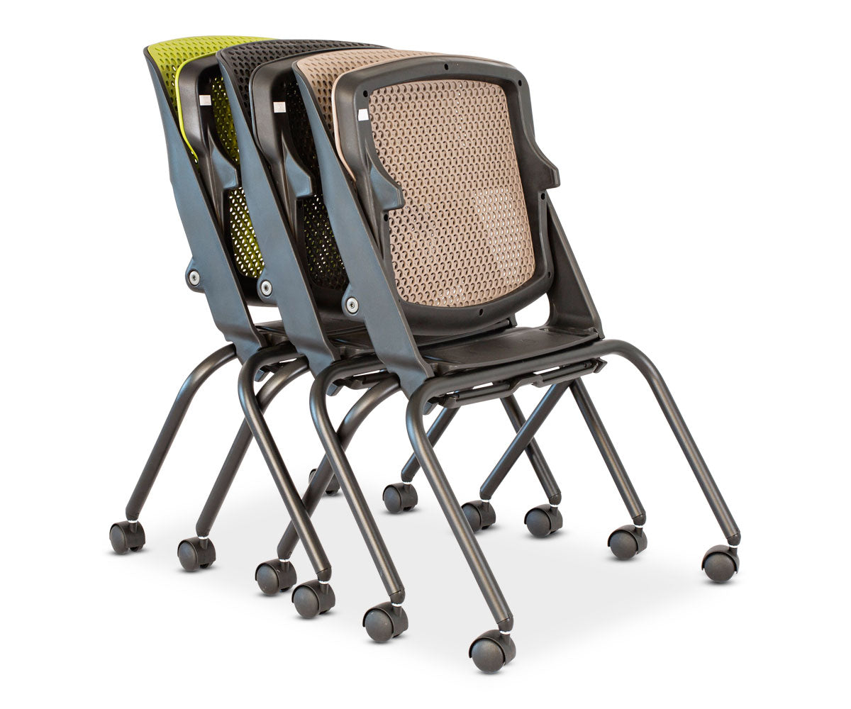 Mobby Conference Chair - Taupe