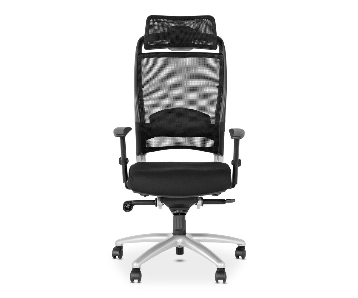 Fulkrum Desk Chair - Black