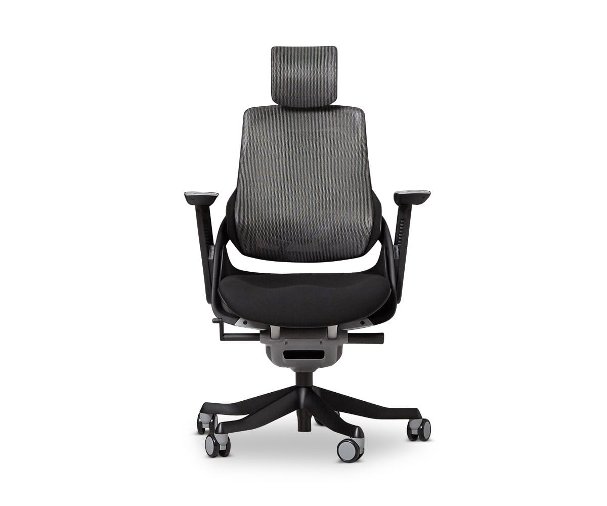 Wau Desk Chair - Black