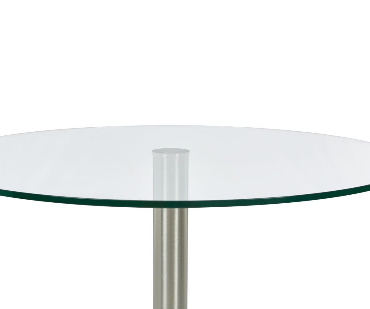 Berta Glass Dining Table