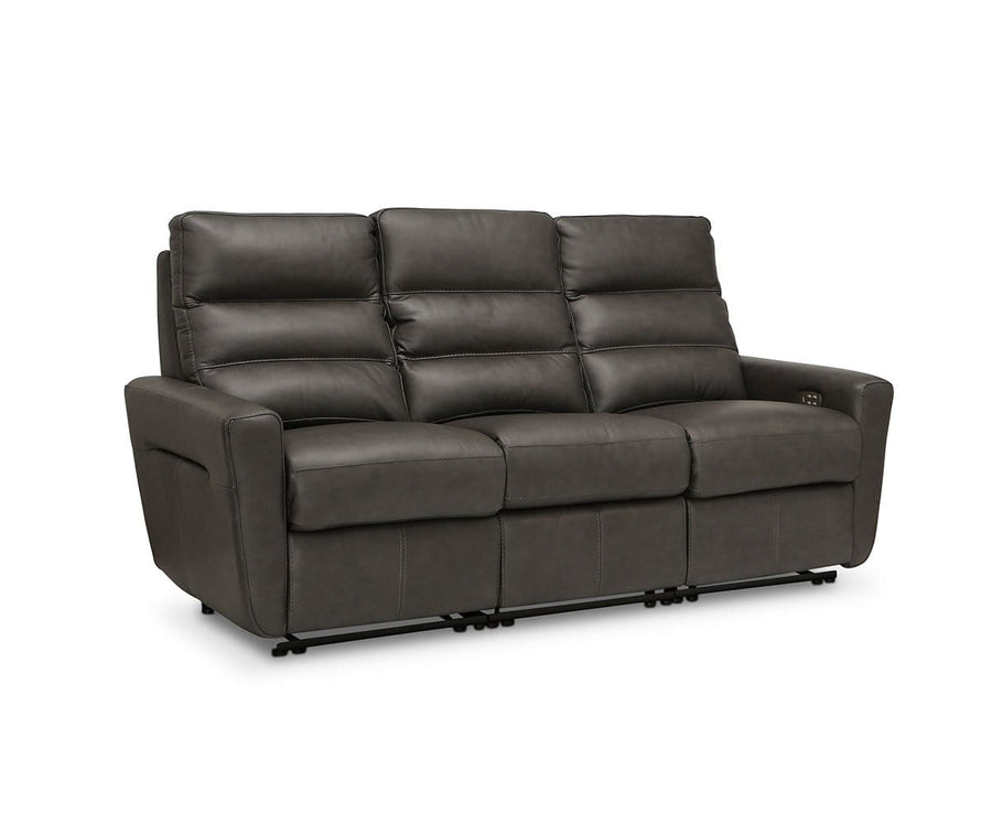 Sola Leather Power Reclining Sofa