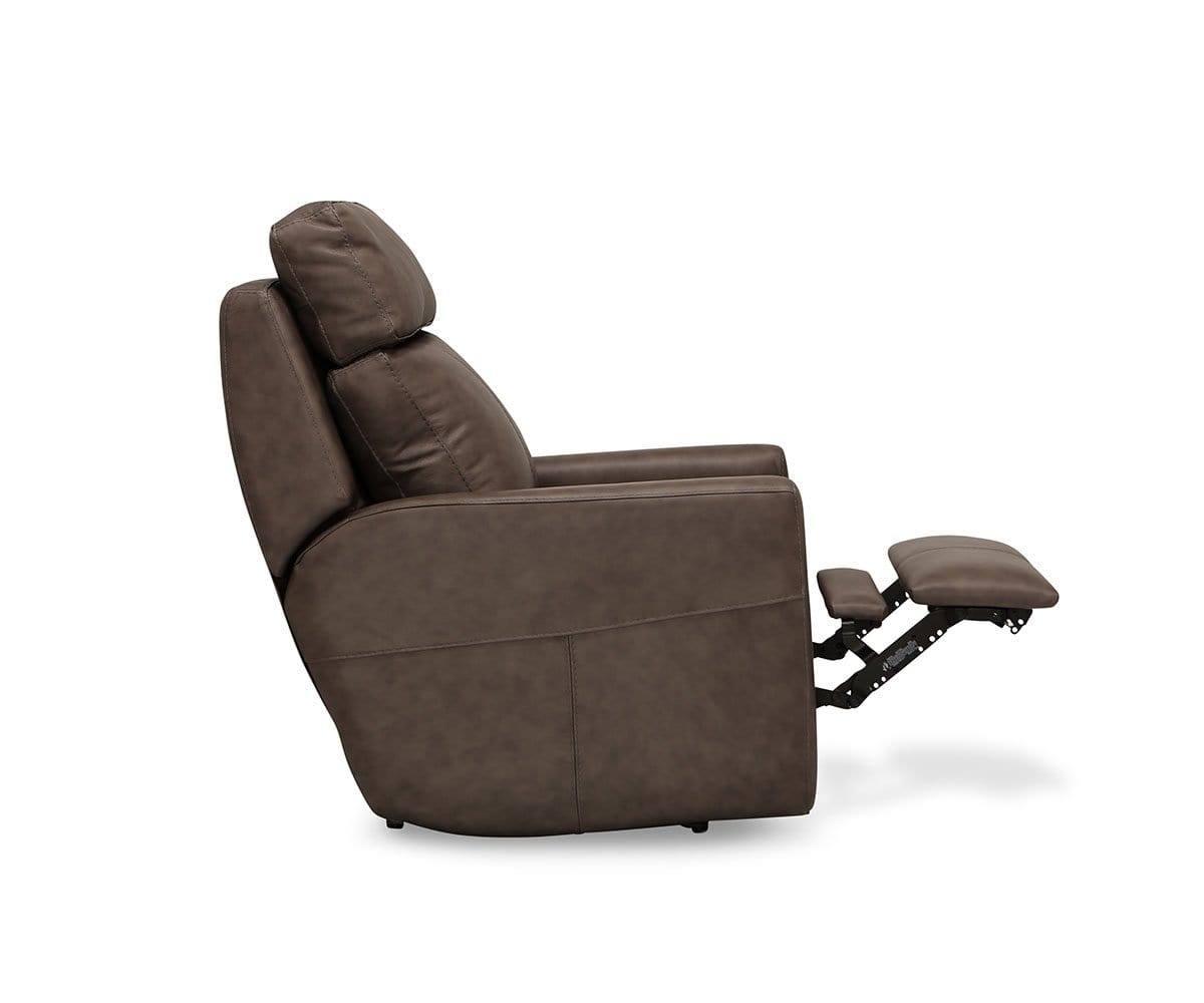 Verona Leather Power Recliner