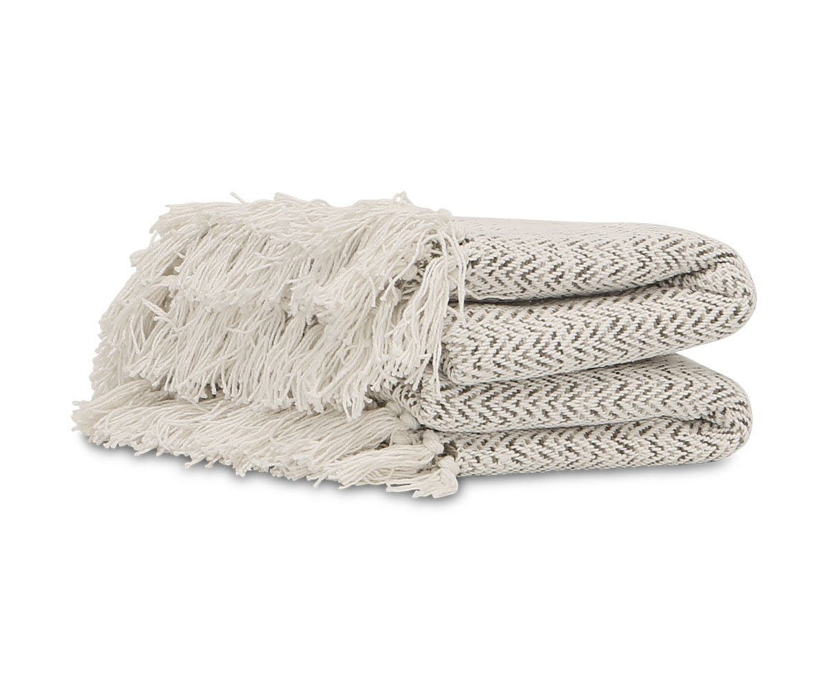 Utepils Throw Blanket