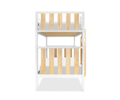 Rowan Twin-Over-Twin Bunk Bed