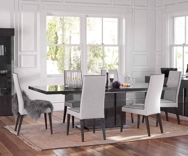 Mondiana Extension Dining Table Dania Furniture