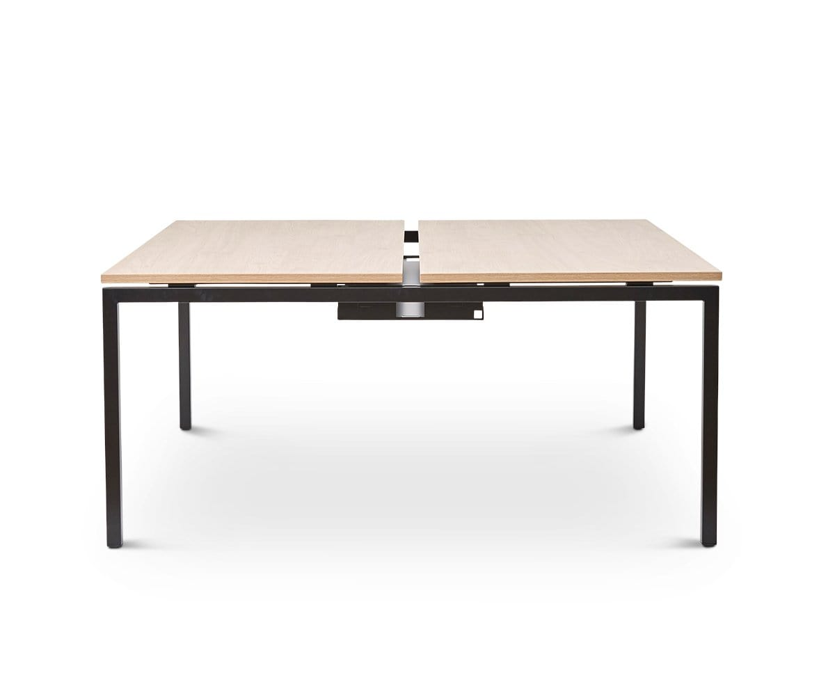 "Jensen 63"" Double Desk"