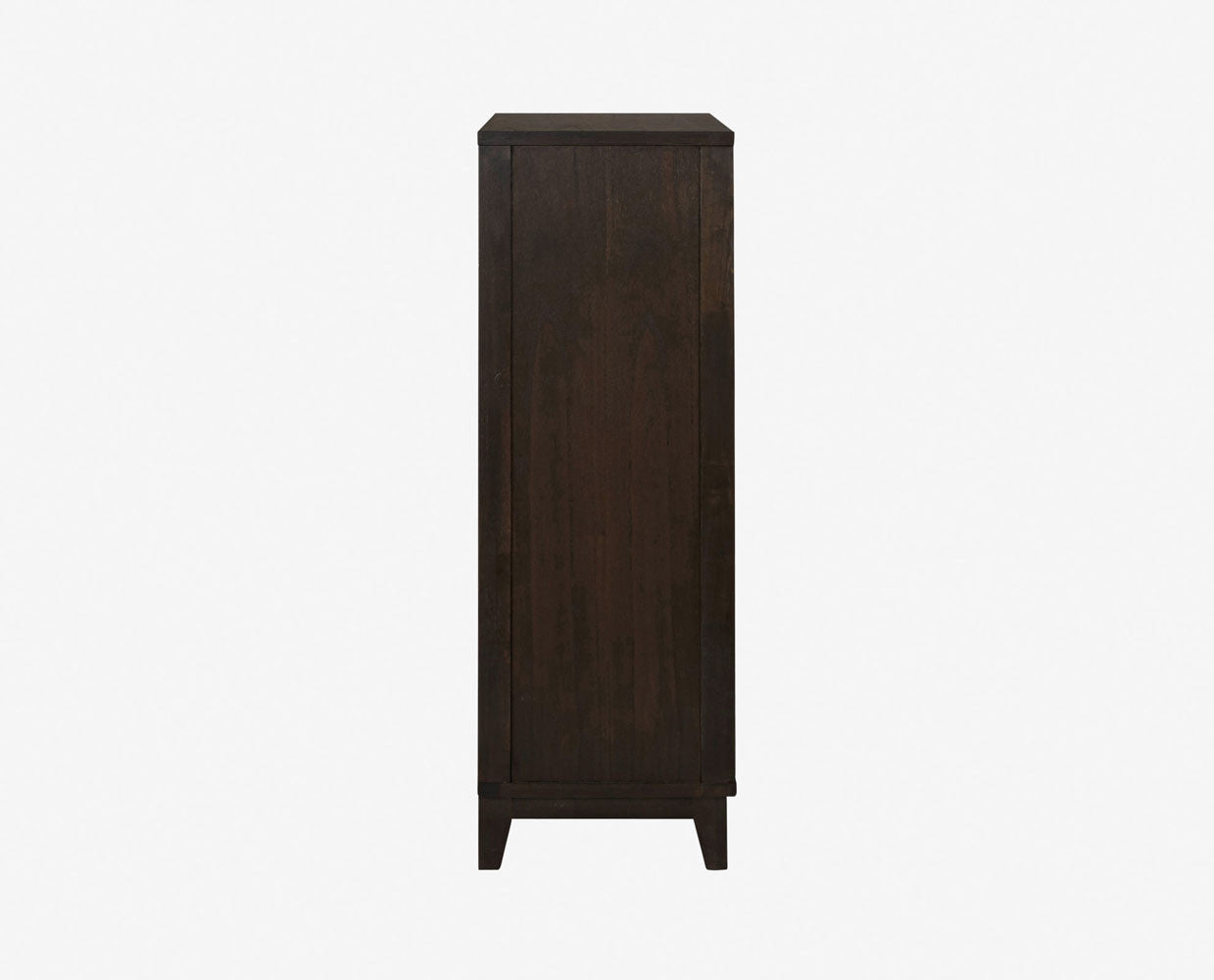 Scandinavian modern traditional hight chest