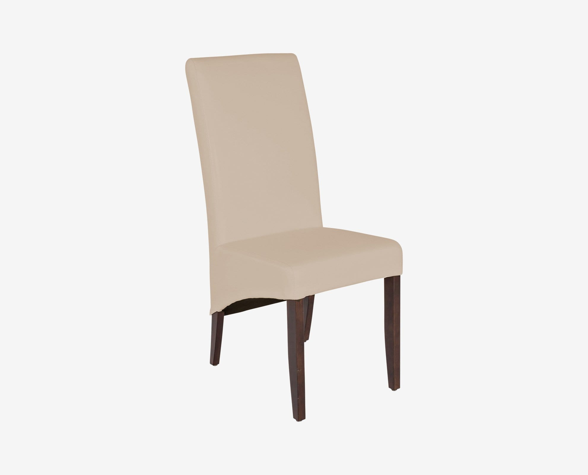 Tailored modern dining chair