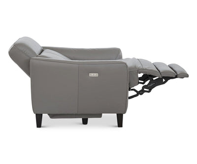 Regine Leather Power Recliner