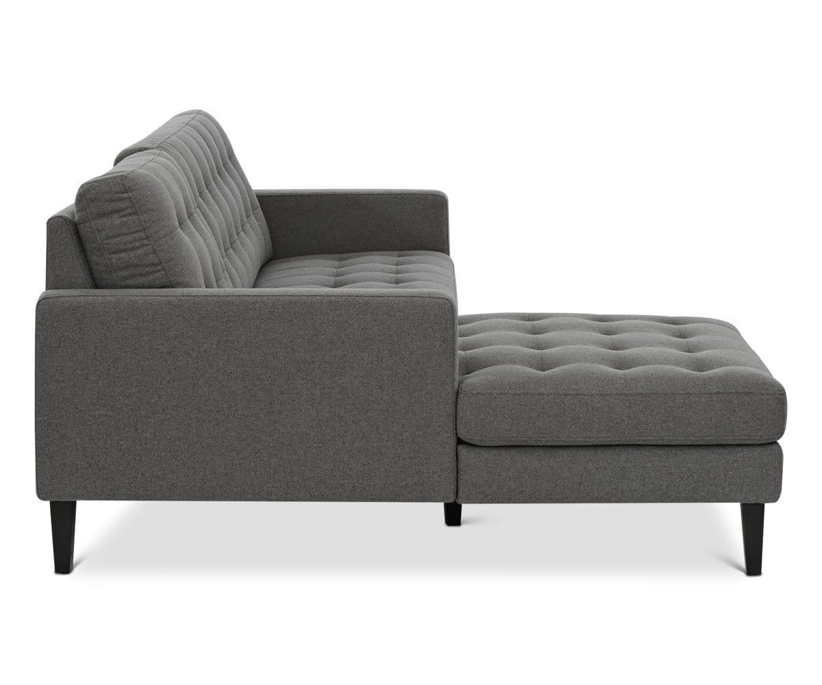 Laura Left Chaise Sectional