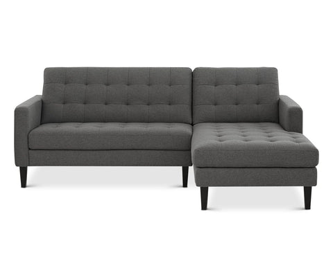 Laura Right Chaise Sectional