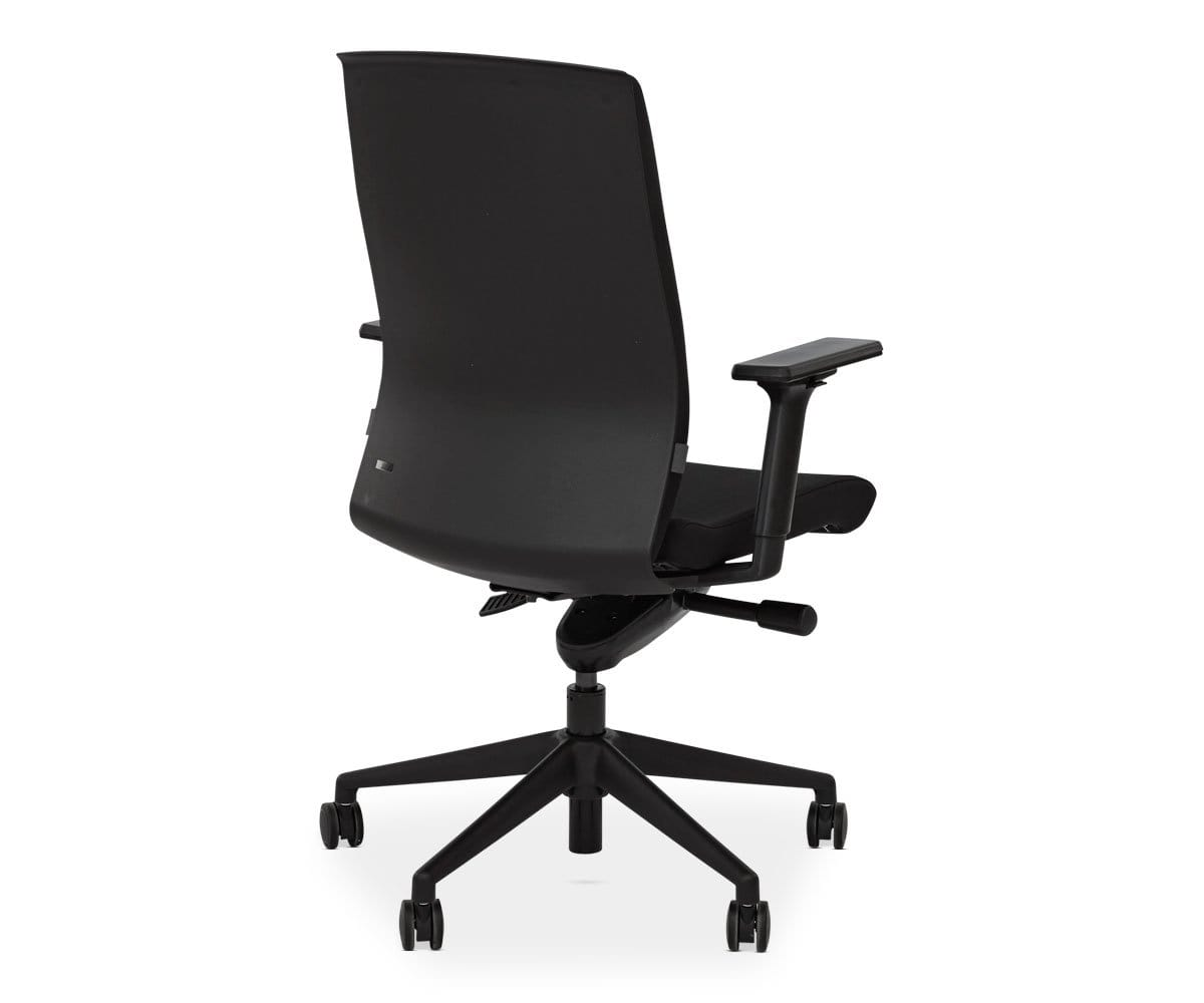 Rasmus Desk Chair - Black