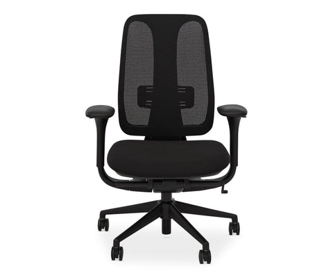 Mikkel Desk Chair - Black